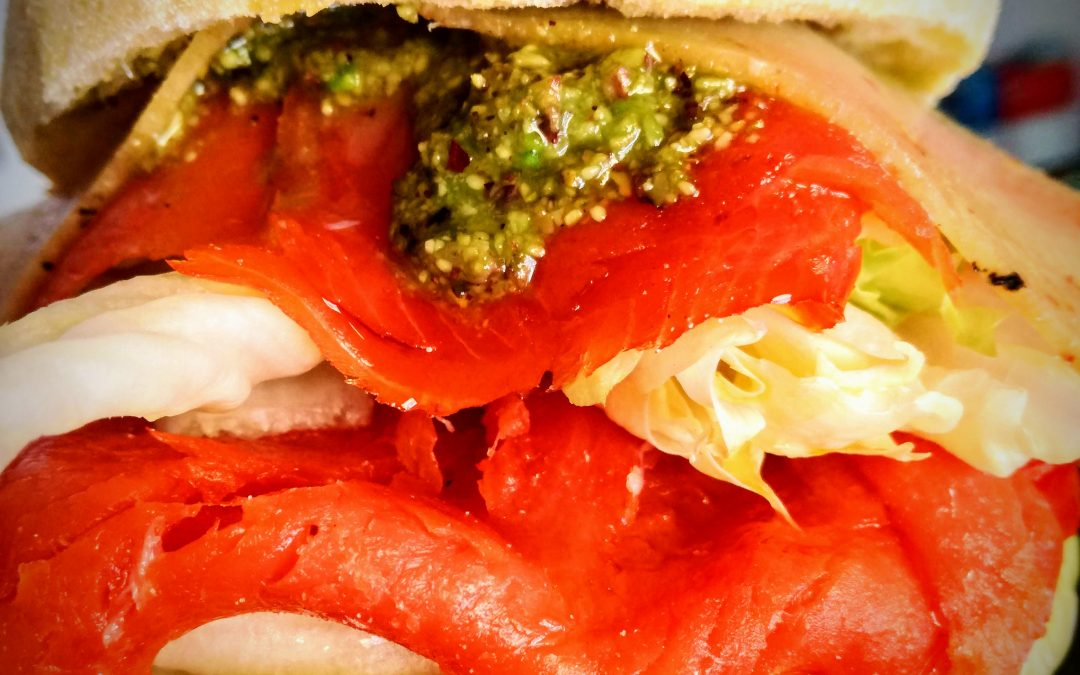 SELVAGGIO PREGIATO al salmone sockeye